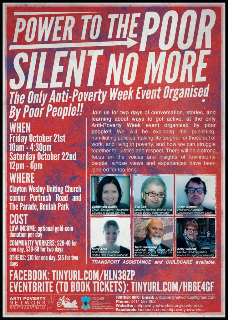 power-to-the-poor-silent-no-more-anti-poverty-week-conference